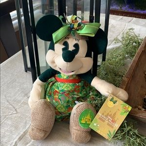 Minnie Mouse the Main Attraction PLUSH
